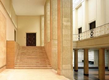 Detlev rohwedder haus berlin for Buero zwo design