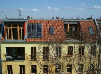 Schliemannstra e berlin for Buero zwo design